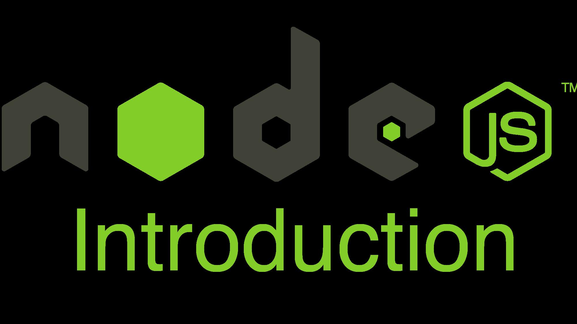 🔖 [Nodejs] Introduction to Nodejs